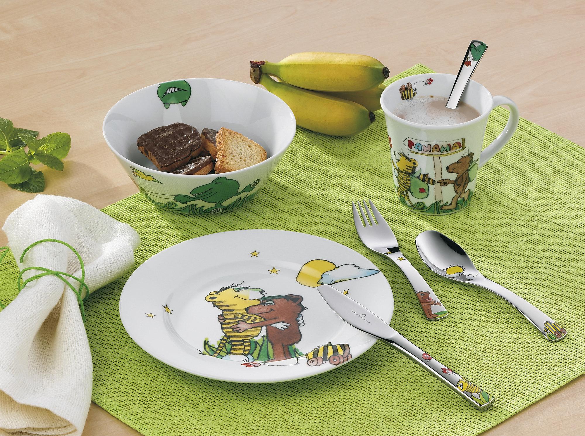 Детская посуда Auerhahn