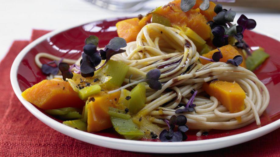 how to prepare a spaghetti dish
