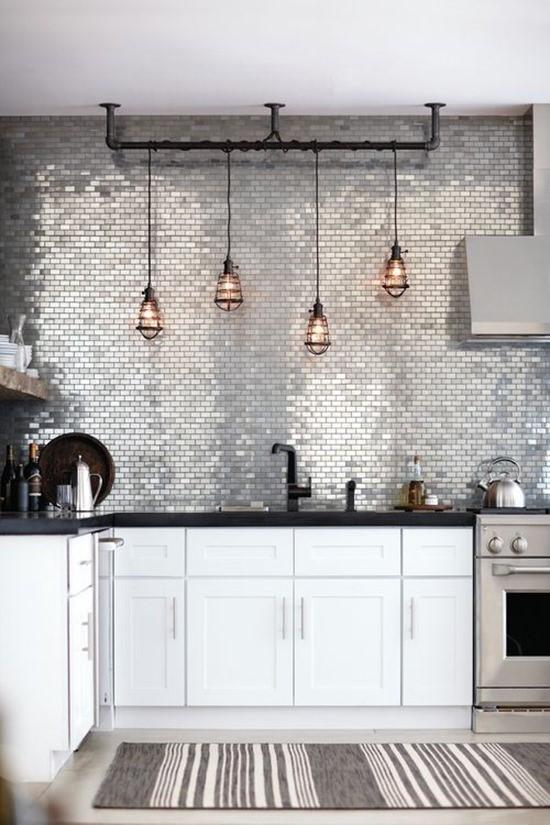 Дизайн кухонного фартука 11