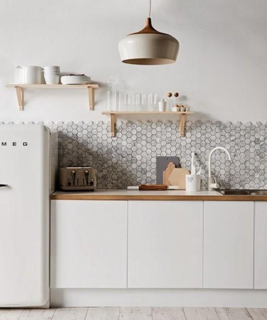 Дизайн кухонного фартука 13