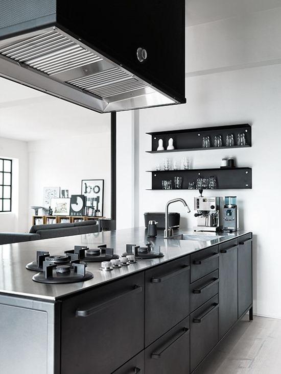 Что нужно учесть при создании профессиональной кухни 1