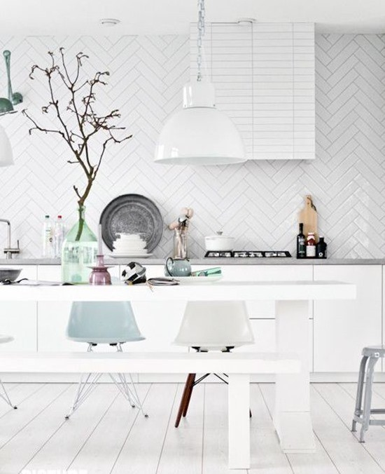 Дизайн кухонного фартука 5