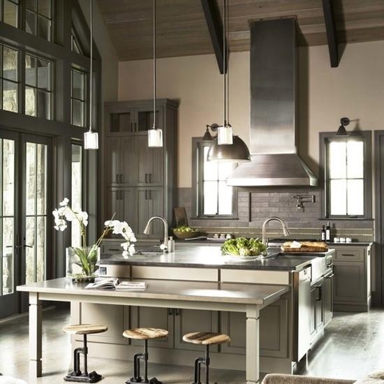 Что нужно учесть при создании профессиональной кухни 5