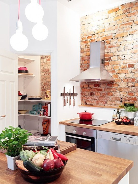 Дизайн кухонного фартука 9