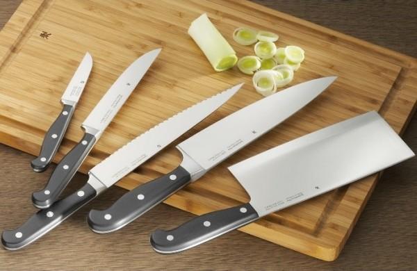 как правильно выбрать нож для кухни негативен (отрицательный