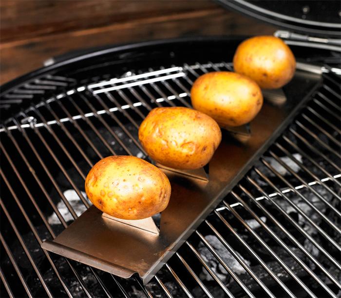 Приспособление для приготовления картофеля на гриле Rosle