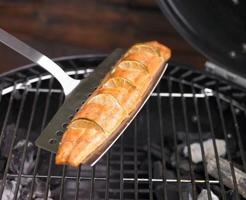 Лопатка для сервировки рыбы 46 см Barbecue Rosle